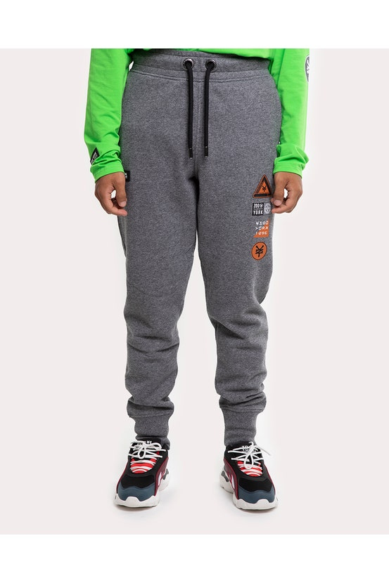 Jogger Point Charcoal Zoo York