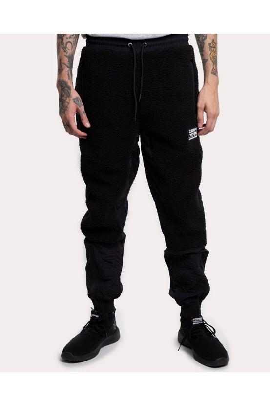Pantalon Quilted Infinity Negro Zoo York