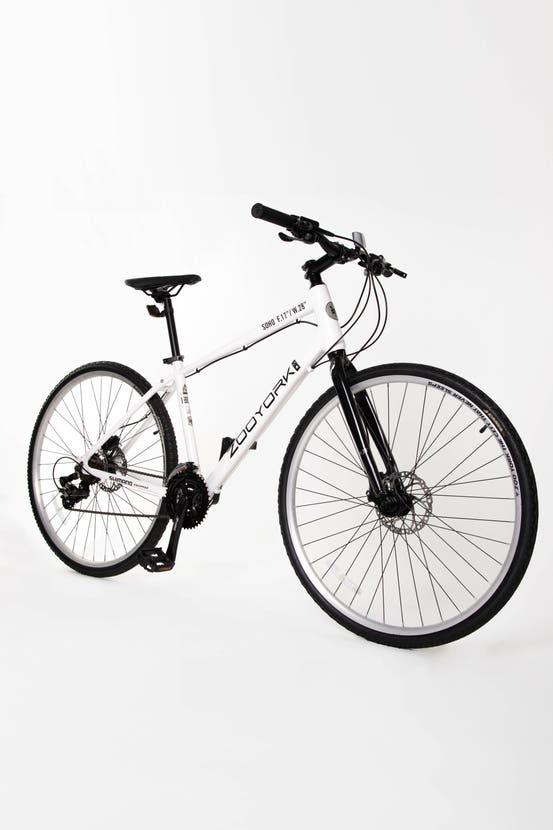 Bicicleta Soho Blanco Zoo York Aro 28