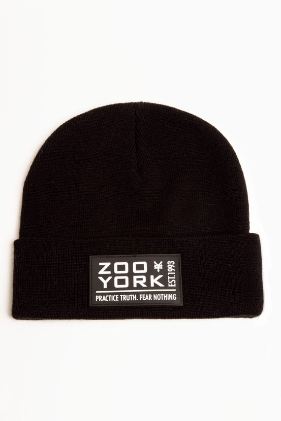 Gorro Milk Negro Zoo York