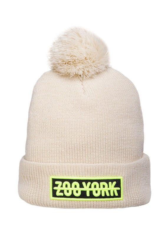 Gorro Clan Beige Zoo York