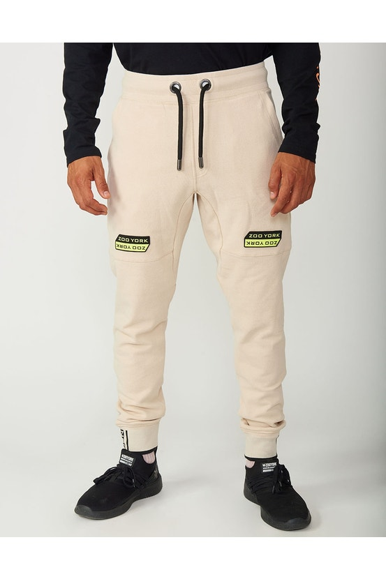 Jogger Touch Beige Zoo York